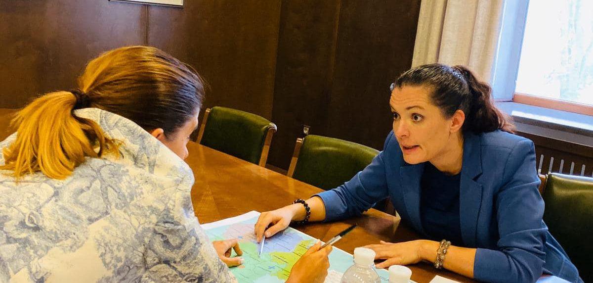 Шаргородські лікарі гідно зустріли суботній об'їзд голови Вінницької ОДА Владислава Скальського.