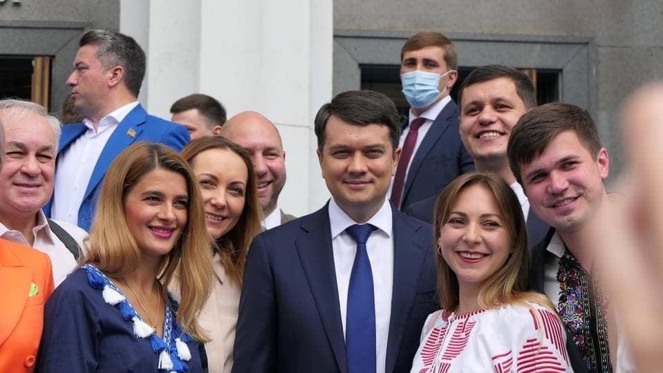 Конституції України - 25 років!